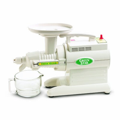 Tribest GS-1000 Green Star Basic Twin Gear Juice Extractor