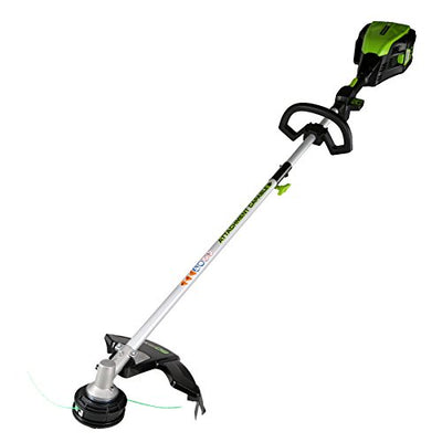 GreenWorks Pro GST80320 80V 16-Inch Cordless String Trimmer (Attachment Capable), Battery and Charger Not Included