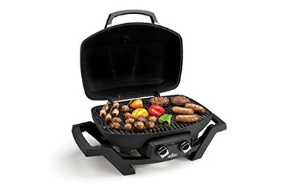 Napoleon PRO285-BK TravelQ Portable Propane Gas Grill in Black