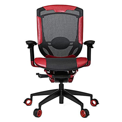 Vertagear Gaming Series Triigger Line 350 Ergonomic Office Chair, Black/Red