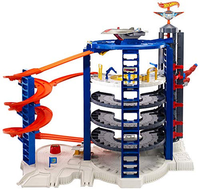 Hot Wheels Super Ultimate Garage Play Set