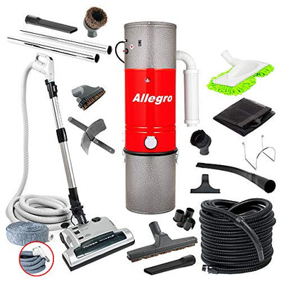 Allegro MU4500 Champion 6,000 Square Feet Central Vacuum Power Unit
