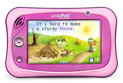 LeapFrog LeapPad Ultimate Ready for School Tablet - Pink
