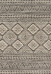 Loloi EMOREB-08GTIV77A6 Rugs Emory Collection Area Rug, Graphite/Ivory, 7-Feet 7-Inchx10-Feet 6-Inch