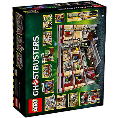 LEGO® Ghostbusters™ Firehouse Headquarters 75827 Building Toy