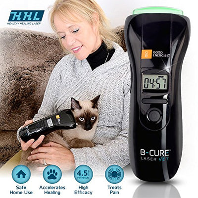 B-cure Laser VET - Home Laser Therapy for Animals: Accelerates Healing and Reduces Pain and Inflammation. For Dogs, Cats, Horses, Cows and Other Animals