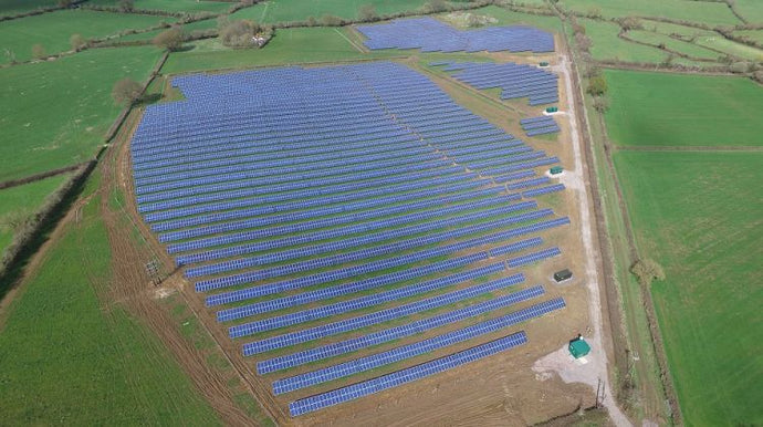 Understanding the UK's 8.5GW of completed large-scale solar farms