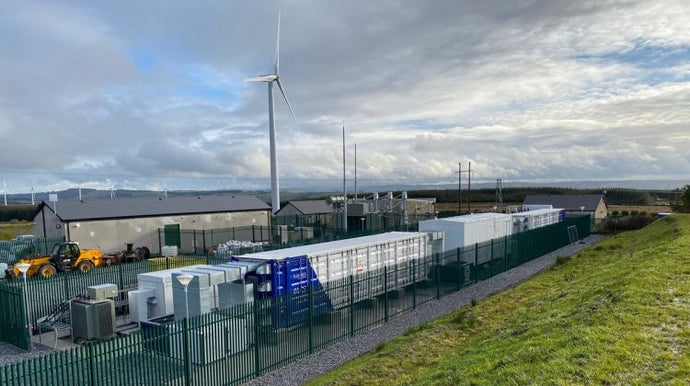 Gigawatts of utility-scale battery storage projects in Ireland set to drive strong sector growth