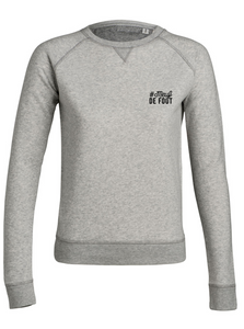 "Sweat ""Meuf de Foot"" Coeur"