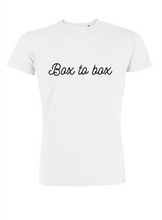 "T-shirt ""Box to Box"""