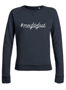 Sweat Meufdefoot bleu