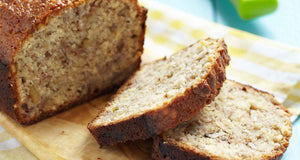flex health and wellness recipes banana bread