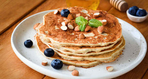 flex health and wellness recipes coconut flour pancakes with gelatin