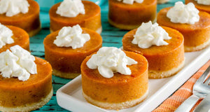 flex health and wellness recipes crustless pumpkin pie