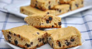 flex health and wellness recipes quinoa blondies