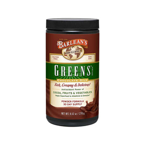Teas Greens and Protein