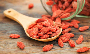 Flex health and wellness superfoods goji berry