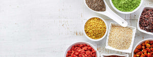 Flex health and wellness superfoods