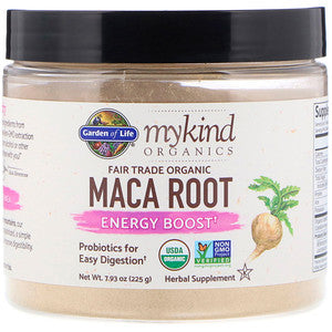 MyKind Organics Maca Root Powder