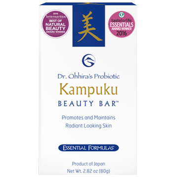 Dr. Ohhira's Probiotic Beauty Bar