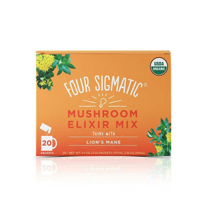 Four Sigmatic Lion's Mane Elixer