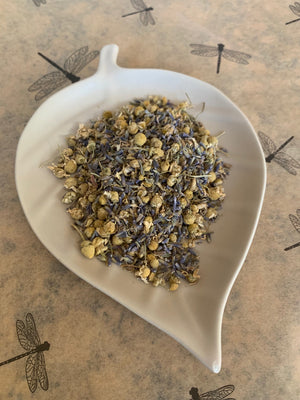 Organic Lavender and Chamomile Tea