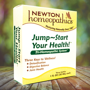 Newton Homeopathics Jump-Start Your Health