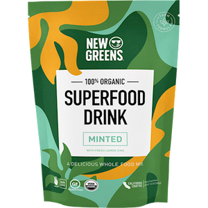 New Greens Superfood Drink - Minted
