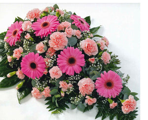 Carnation & Gerbera Spray