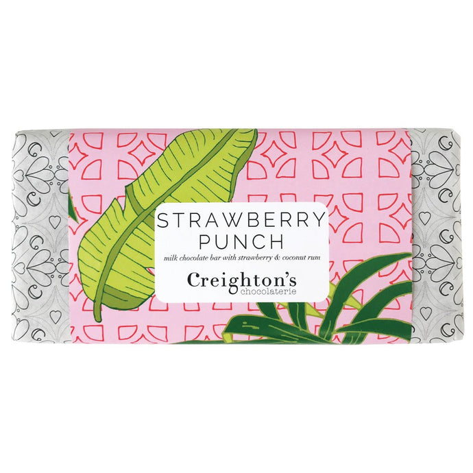 Creighton's Strawberry Punch Chocolate