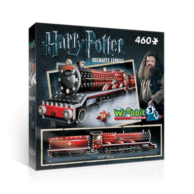 Harry Potter Hogwarts Express 3D Puzzle - Accio This