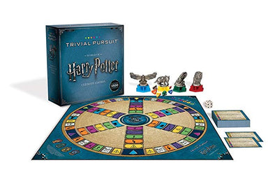Harry Potter TRIVIAL PURSUIT®: World of Harry Potter Ultimate Edition - Accio This