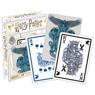 Harry Potter Ravenclaw Playing Cards - Accio This