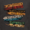 Harry Potter Burnt Banner Unisex T-Shirt - Accio This