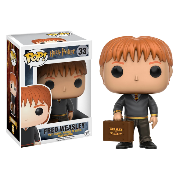 Harry Potter Fred Weasley Pop! Vinyl Figure - Accio This
