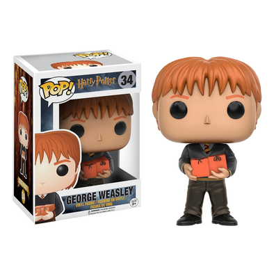 Harry Potter George Weasley Pop! Vinyl Figure - Accio This