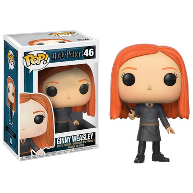 Harry Potter Ginny Weasley Pop! Vinyl - Accio This