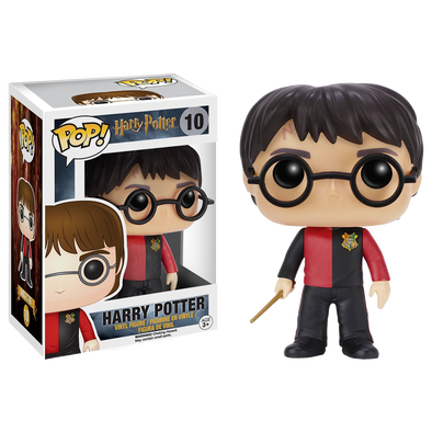 Harry Potter Harry Potter Triwizard Harry Pop! Vinyl Figure - Accio This