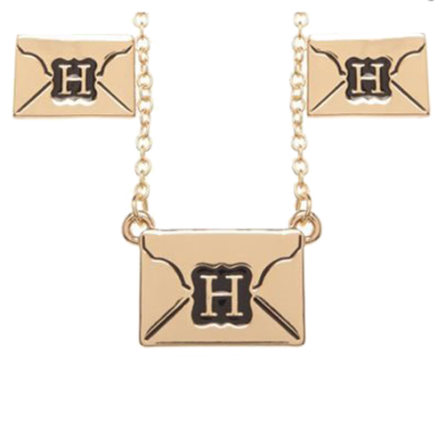 Harry Potter Hogwarts Letter Jewelry Set with Tray - Accio This