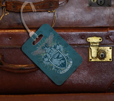 Harry Potter Ravenclaw Luggage Tag - Accio This