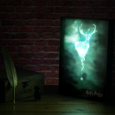 Harry Potter Harry Potter Patronus Luminart - Accio This