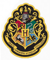 Harry Potter Hogwarts Crest Soft Touch Magnet - Accio This