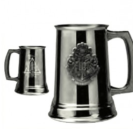 Harry Potter Hogwarts Crest Tankard - Accio This
