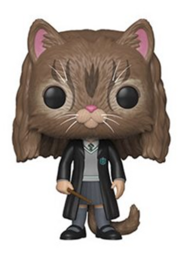 Hermione as Cat Pop! Vinyl Figure