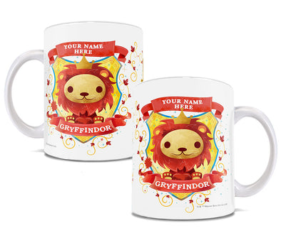 Harry Potter Personalized Chibi Gryffindor Mug - Accio This