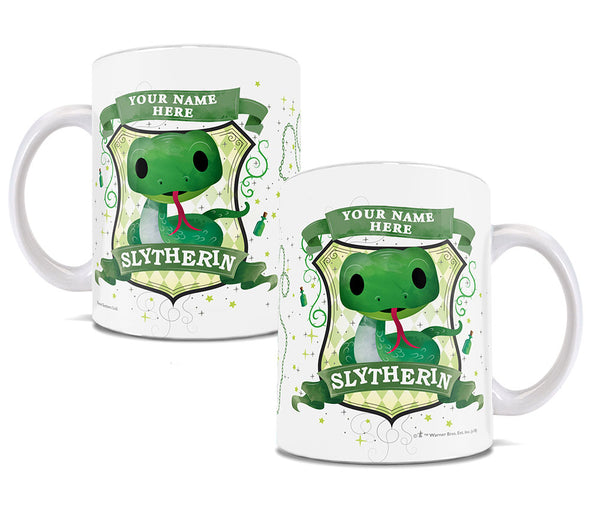 Harry Potter Personalized Chibi Slytherin Mug - Accio This