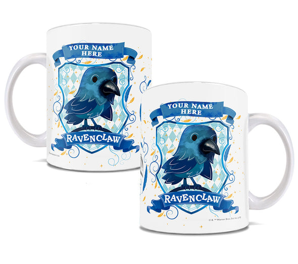 Harry Potter Personalized Chibi Ravenclaw Mug - Accio This