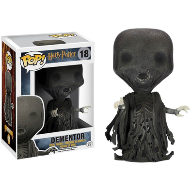 Harry Potter Dementor Pop! Vinyl Figure - Accio This
