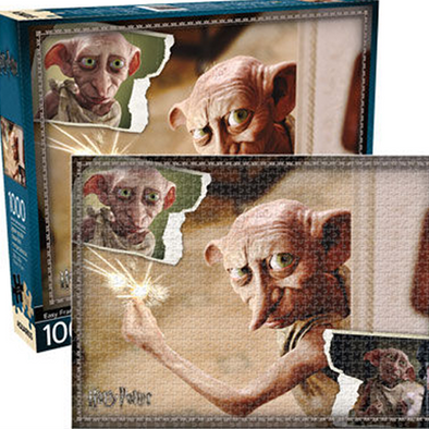 Harry Potter Dobby 1,000 Piece Puzzle - Accio This