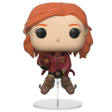 Harry Potter Ginny Weasley on Broom Pop! Vinyl Figure - Accio This